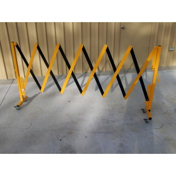 Aluminium Expandable Barrier
