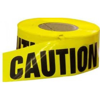 300mtr Caution Barrier Tape