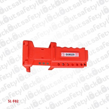 "Adjustable Ball Valve Lockout  50mm To 200mm (2"" To 8"")"