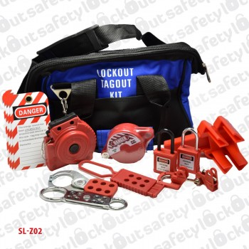 Safety Locout Kit Z02